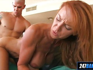 Defined Body Redhead Milf Janet Mason