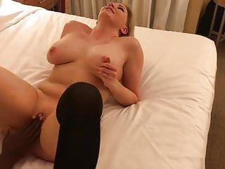 Danish big tits blonde milf from HOREReu