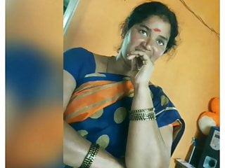 Teluguu village radha