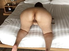 My Curvy Brazilian Wife for ass lovers.....