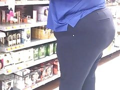 Tall Big Monster Ass on to me (1)