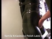 Polish Latex Whore