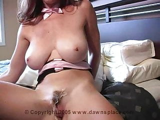 Allison hot mature cock-n-toy